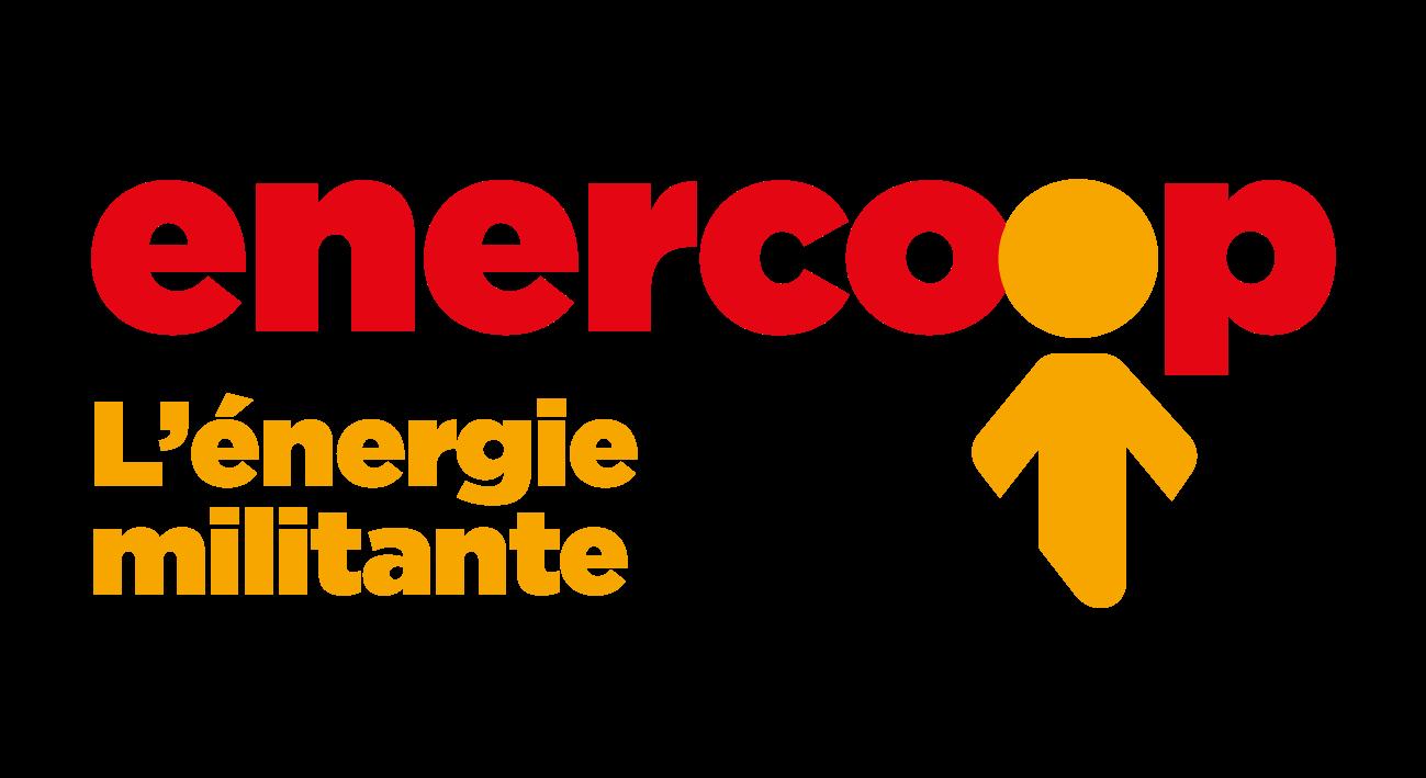 logo Enercoop, l'énergie militante