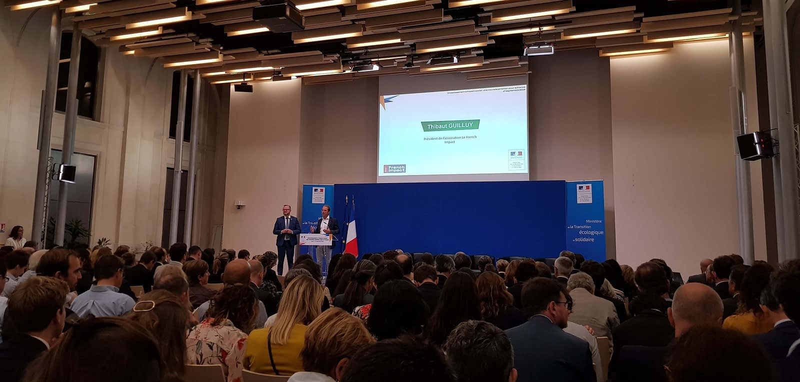 Annonce fonds French Impact