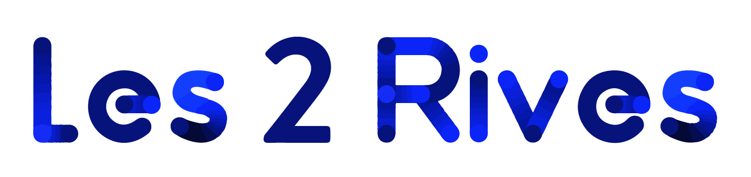 Logo Les 2 rives