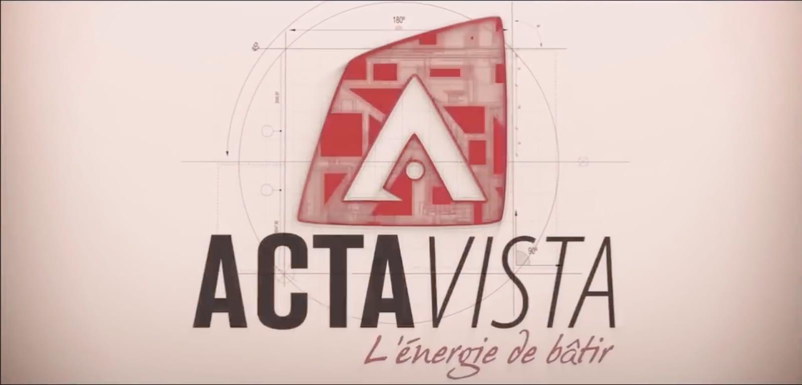 Vignette vidéo Acta Vista