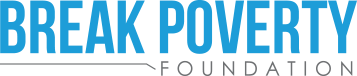 logo break poverty foundation