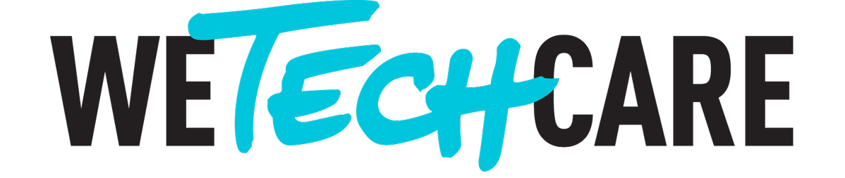 logo we tech care