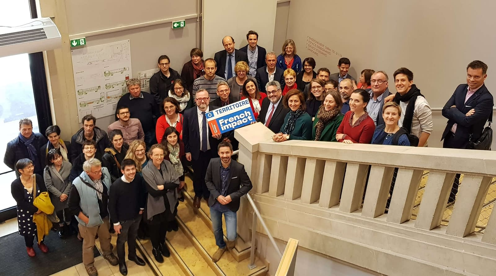 Photo collectif French Impact Clermont-Ferrand