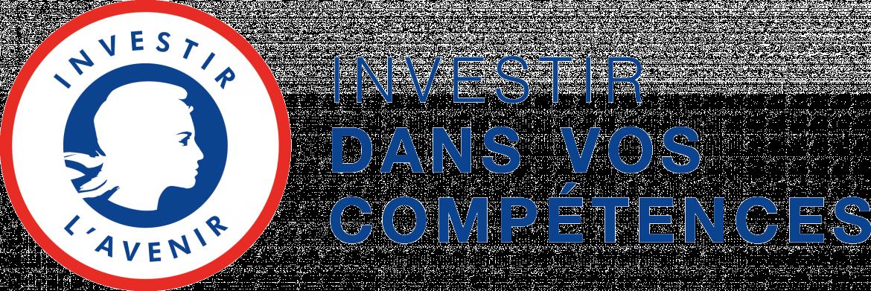 logo du Plan Investissement dans les Compétences
