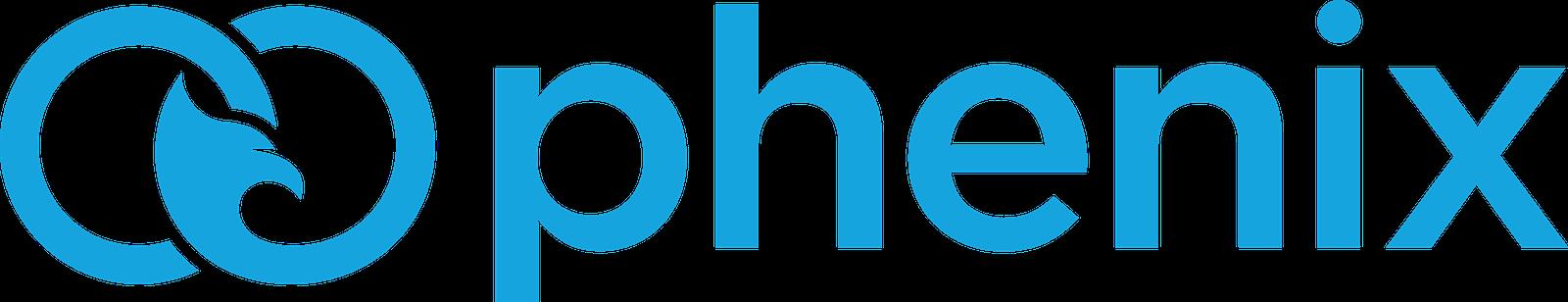 Phenix Logo Bleu
